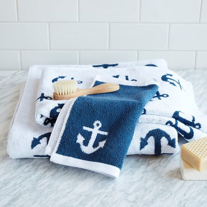 Beach Style Towels by West Elm