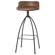 Rustic Bar Stools And Counter Stools by Masins Furniture