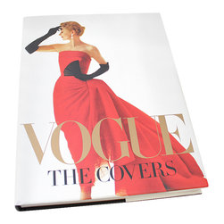 Vogue: The Covers - Bowles - A cultural feast of fascinating information, a valuable compendium of the work of famed artists, and a tribute to a magazine that has become the definition of style � Vogue: The Covers has all three, making it the epitome of the coffee-table book for a lover of high fashion, graphic design, cultural history, or all of the above.  Over 300 covers are featured in the pages of this handsome jacketed hardcover.