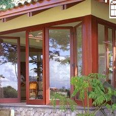 Modern Interior Doors by DYG Windows Ltd.
