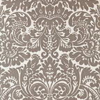 The Silvergate Papers - This is a stunning pattern-I've actually applied this to the back of display cabinets, the added texture and form is really amazing.