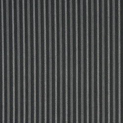 Grey Striped Heavy Duty Crypton Fabric By The Yard - P5967 is a woven crypton fabric. This material is breathable, stain, bacteria, moisture and abrasion resistant. Stains like blood and urine are easily removable with water and mild soap.
