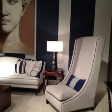Traditional Chairs by Pangaea Interior Design, Portland, OR