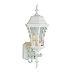 Trans Globe - Trans Globe 4503 RT 3-Light Coach Lantern - Trans Globe 4503 RT 3-Light Coach Lantern