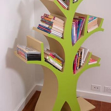 How to make a bookcase (tree style)  - Better Homes and Gardens - Yahoo!7