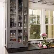 Traditional Kitchen by Studio Swann   Custom Kitchens & Baths