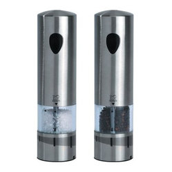 Peugeot Elis Rechargeable Salt & Pepper Mill Set