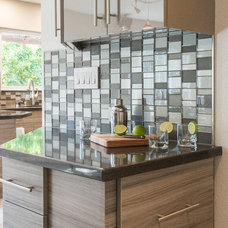Contemporary Kitchen by Case Design/Remodeling San Jose
