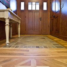 Craftsman Entry by Jarrod Smart Construction