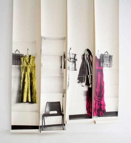 Modern Wallpaper by Deborah Bowness