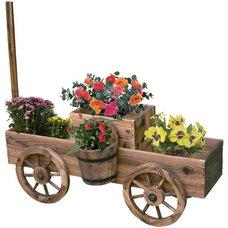 Outdoor Planters by Dalian Grandwills Co., Ltd