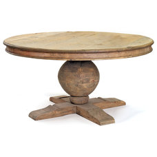Traditional Dining Tables by Kathy Kuo Home
