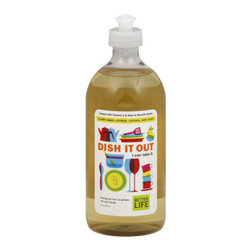 Better Life - Better Life Dishwashing Soap , Sage and Citrus , 22 fl  oz. - Better Life proves that safety and performance can play nice together. Created by two dads (Kevin's a top formulation chemist and Tim believes in a cleaner, greener world) who want toxins from conventional cleaners out of homes.