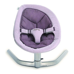 Leaf Baby Seat, Grape - Dream On