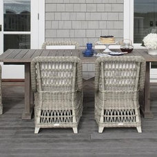 Outdoor Chairs by Shoreline Interiors