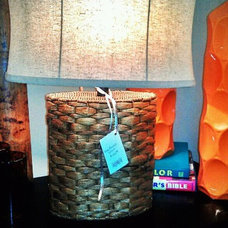 Tropical Table Lamps by Lee Ann's High Design