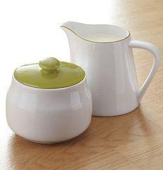 modern coffee makers and tea kettles by West Elm