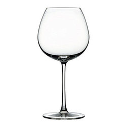 Hospitality Glass - Bar & Table 23 oz Burgundy Wine Glasses 24 Ct - Bar & Table 23 oz Burgundy