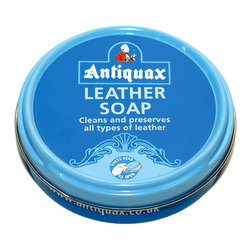 Antiquax - Antiquax Leather Soap , 100ml - Clean all your leather with this leather soap.