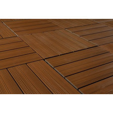 Transitional Deck Tiles And Planks by BD Manufacturing
