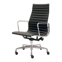 Herman Miller - Eames® Aluminum Group Executive Chair | Herman Miller - Design by Charles & Ray Eames, 1958.
