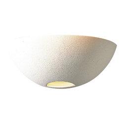 Quorum International - Quorum 5618-66 Ceramic Wall Sconce - Txw - Quorum 5618-66 Ceramic Wall Sconce - Txw