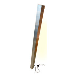 Gus Modern - Gus Modern Light Stick - As subtle as a bow and magical as a wand, this light stick will set the right mood. Unlike a lamp, the light comes from bottom and reflects upward, creating a warm ambience. Perfect for romantic evenings at home.