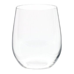 Riedel - Riedel O Viognier/Chardonnay Buy 6, Get 8 - For modern, easy elegance at your table, forgo stuffy stemware. This set of lead-free crystal white wine glasses adds casual sophistication at a price you'll surely toast to.