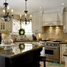 Which Granite Counter Color Should I Do? - Kitchens Forum - GardenWeb