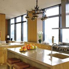 Contemporary Kitchen by Aparicio + Associates | AD DesignFile - Home Decorating