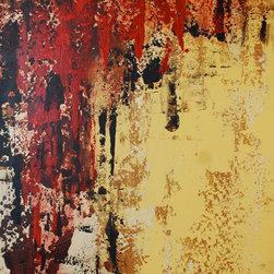 "Artwork - ""Red Dawn"""