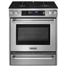 Contemporary Gas Ranges And Electric Ranges by Appliances Connection