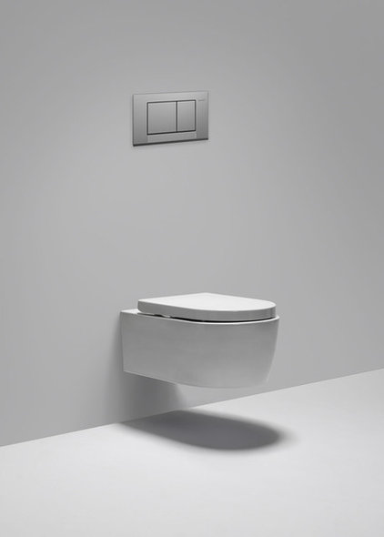 Modern Toilets by Blu Bathworks