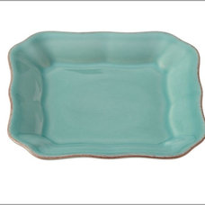 Contemporary Dinner Plates by Pottery Barn