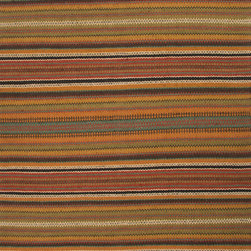 Jaipur Rugs - Flat-Weave Stripe Pattern Jute/ Chinille Yellow Area Rug ( 5x8 ) - Java, tribal patterned collection, the mix of natural fibers and colorful chenille is both textural and colorful.