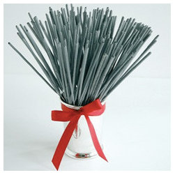 10 inch Sparklers - If you're up for it, you can light some sparklers to celebrate. These would be especially fun if you live in a warm climate and can go outside.