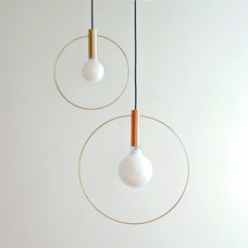 Modern Pendant Lighting by Woonwinkel