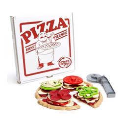Green Toys Pizza Parlor - Green Toys Pizza Parlor