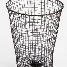 Traditional Wastebaskets by Urban Outfitters