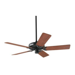 Hunter Fans - Classic Original Ceiling Fan by Hunter Fans - The Hunter Fans Classic Original Ceiling Fan is a classic fan authentically replicating the design of one of Hunter's earliest ceiling fans. The Classic Original Fan features cast-iron housing and Veneer blades.