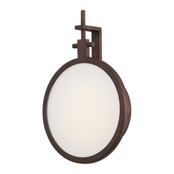 George Kovacs - George Kovacs P1105-647-L Led Wall Sconce - George Kovacs P1105-647-L Led Wall Sconce