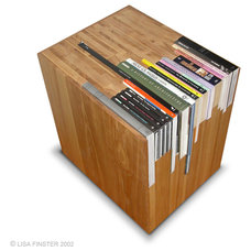 Is there another way to store books besides the ordinary bookcase?