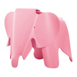 Vitra - Vitra Elephant, Light Pink - Designed by Array. Suitable for indoor or outdoor use.