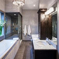 Contemporary   Bathrooms   S&K Interiors : Designer Portfolio : HGTV - Home & Ga