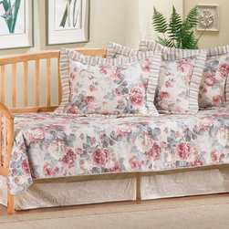 Hillsdale - Carolina Daybed - Beautifully understated and wonderfully attractive,this Carolina daybed will make a lovely addition to any home. The simple styling and choice of finishes offers true versatility,complementing any style of d�cor.