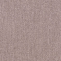 "Sunbrella USA - 5491 Sunbrella Dusk Fabric - Sunbrella indoor/outdoor high performance fabric.  5 year warranty against fade, mildew and water resistance. 100% Solution-dyed Acrylic Yarns.  54"" wide. Solid.  Manufactured in the United States.  Machine wash - cold water. NO DRYER/HEAT."