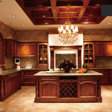 Asian Kitchen Cabinetry Caoxin