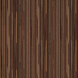 Black Orange Burgundy Abstract Striped Contract Upholstery Fabric By The Yard - P2452 is great for residential, commercial, automotive and hospitality applications. This contract grade fabric is Teflon coated for superior stain resistance, and is very easy to clean and maintain. This material is perfect for restaurants, offices, residential uses, and automotive upholstery.