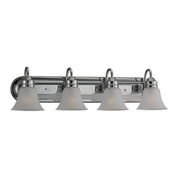 Sea Gull Lighting - Sea Gull Lighting Gladstone Transitional Bathroom / Vanity Light X-50-35844 - cUL & UL listed for Damp Locations. Mounts Up or Down.