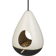 Contemporary Bird Feeders by CB2